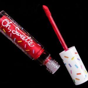 MAC Cosmetics Makeup - 🍓BNIB🍓Mac Oh Sweetie Lipcolour-Strawberry Torte